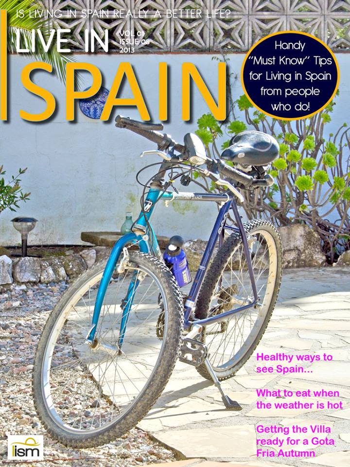 Live in Spain Magazine