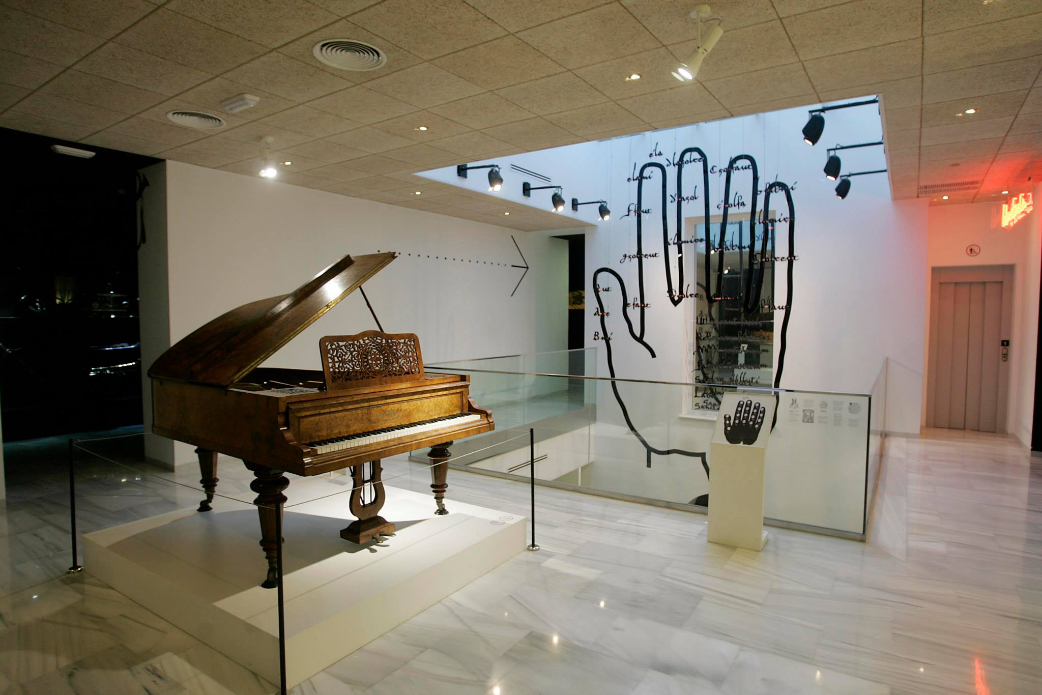 The day I played the Cello – Interactive Museum of Music  (MIMMA) – Málaga