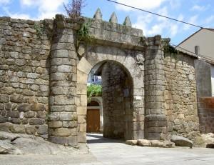 Porta Nova - The south entrance