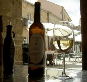 Ribeiro wine - delicious