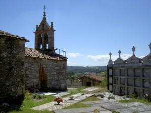 The romanesque church at Negrelos