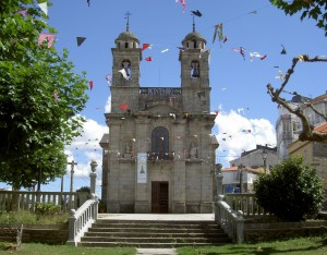 The Santuario de los Remedios
