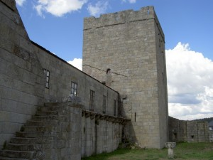 The torre or keep