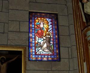 Within the Santuario de los Remedios