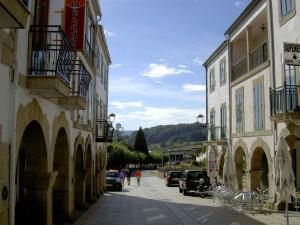 Portomarin - A bustling little town