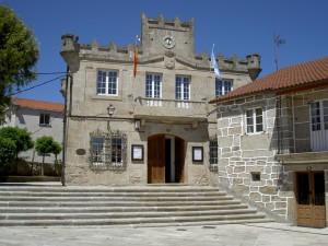 11. Rodeiro town hall