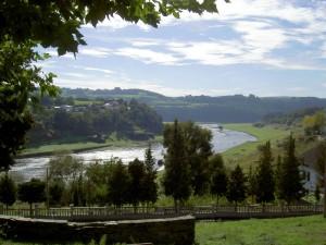 The river Miño