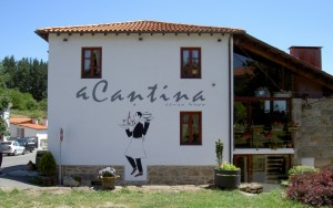8. Restaurant A Cantina