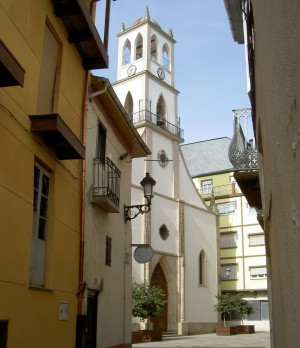 The church of San Amaro - O Barco