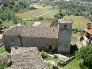 The church of Santa Maria de Gracia