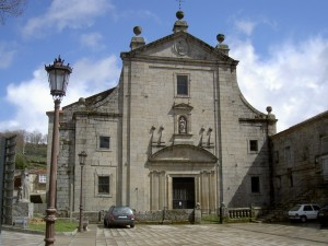 The Monastery of Montederramo