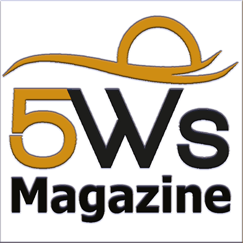 New 5Ws Magazine